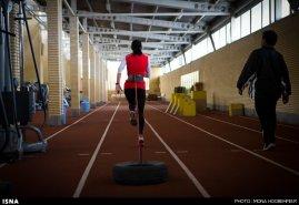 Maryam Tousi - Iranian sprint athlete - 2 - Photo credits Mona Hoobehfekr, ISNA