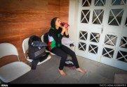 Maryam Tousi - Iranian sprint athlete - 3 - Photo credits Mona Hoobehfekr, ISNA