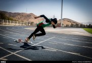 Maryam Tousi - Iranian sprint athlete - 4 - Photo credits Mona Hoobehfekr, ISNA