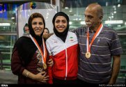 Maryam Tousi - Iranian sprint athlete - 6 - Photo credits Mona Hoobehfekr, ISNA