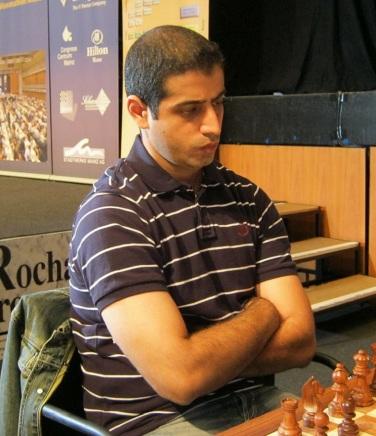 Ghaem Maghami, Ehsan - Iranian Chess Grand Master - 1