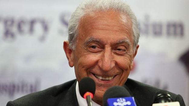 Iranian Professor Majid Samii Golden Neuron Award World's top neurosurgeon