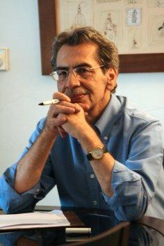 Iranian Cartonist Kambiz Derambakhsh