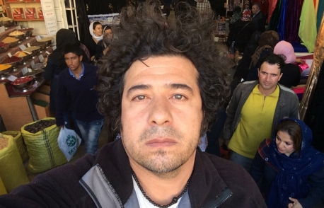 Heidari, Kamran - Iranian film director and photographer 1