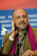 Karimi, Babak - Iranian-Italian actor and editor 1 - 2011 Berlinale