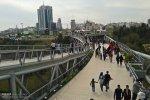 Tehran, Iran - Tabiat pedestrian bridge 00